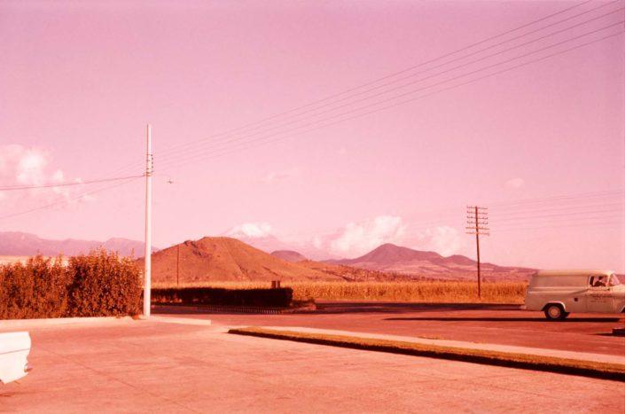 Desert recordings